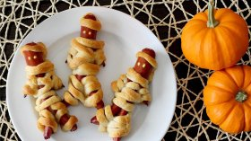 Dress up your dinner this Halloween! ://