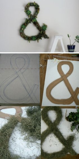 Create something new for your home DIY
