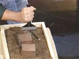 With these instructions, you can tackle any brick laying project! DIY