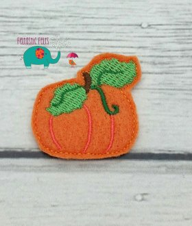 pumpkin felties etsychaching etsy scrapbooking crafts wholesale kids thanksgiving