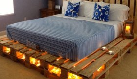 11 Genius Designs For DIY Beds Made Out Of Pallets