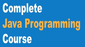 Complete java tutorial Learn Core java Programming Click Here: