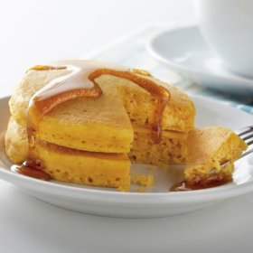 It\'s Pumpkin Season! Easy Pumpkin Pancakes ://