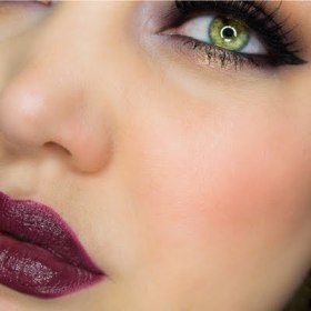linzlewsions vampy MOTD! Discover her chosen makeup here to recreate!