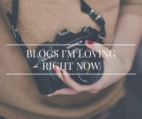 Blogs I'm loving right now lbloggers bbloggers fbloggers