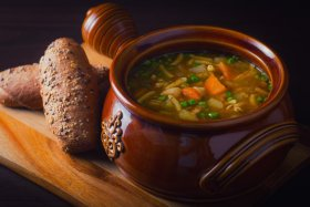 Provenal Soupe au Pistou KrumpliBrian