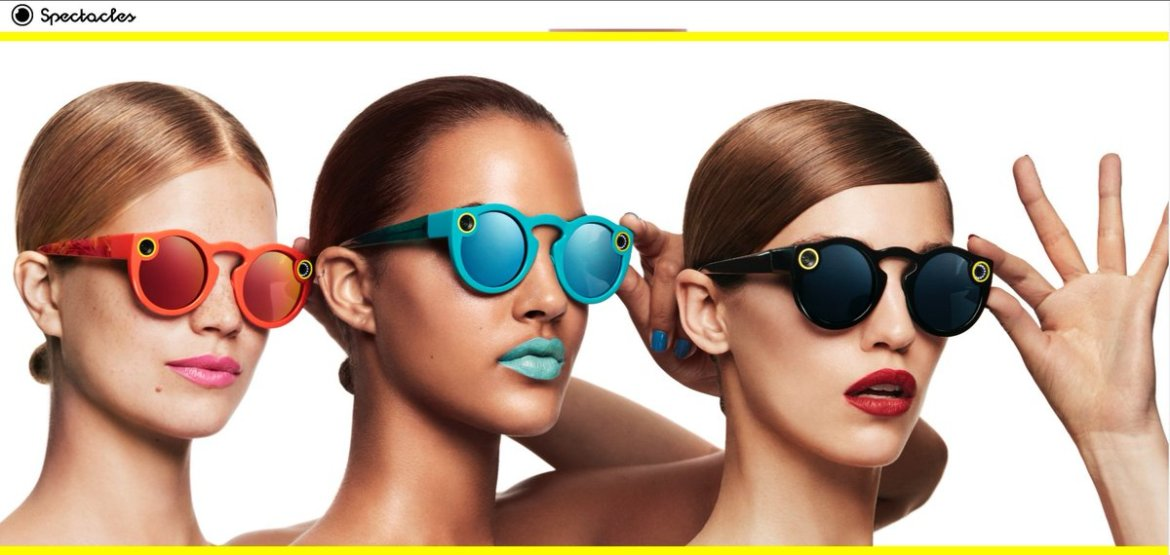 Snapchat's 'Spectacles' Set the Stage for Augmented Reality Dominance  #ar