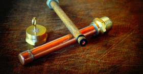 Simple DIY Fire Piston