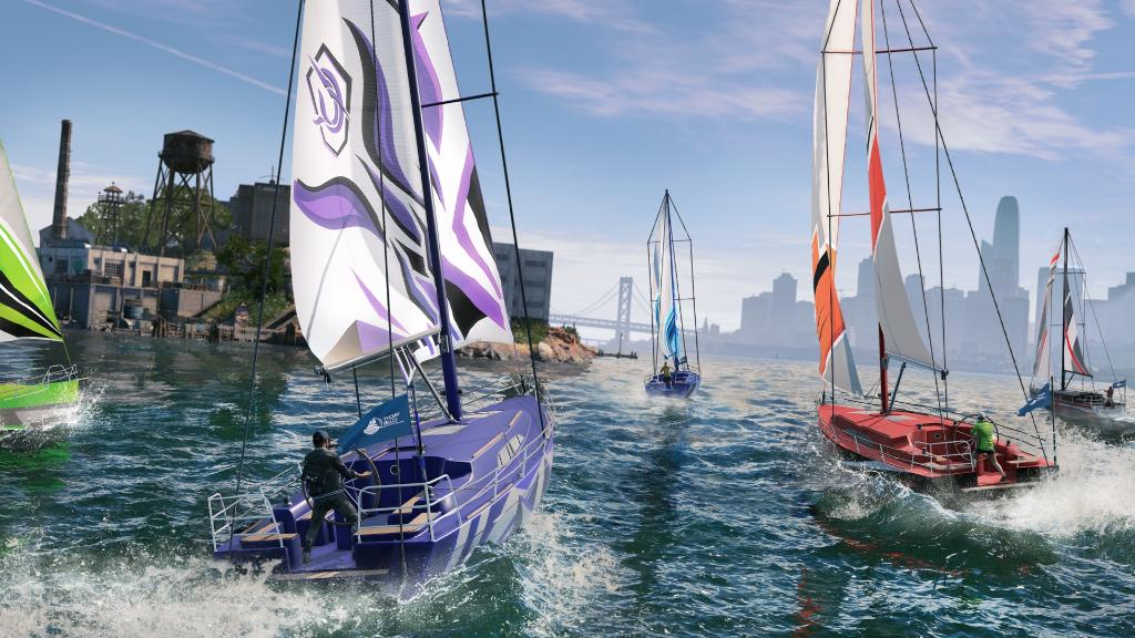 Watch Dogs 2 - Welcome to San Francisco Gameplay Trailer 2
