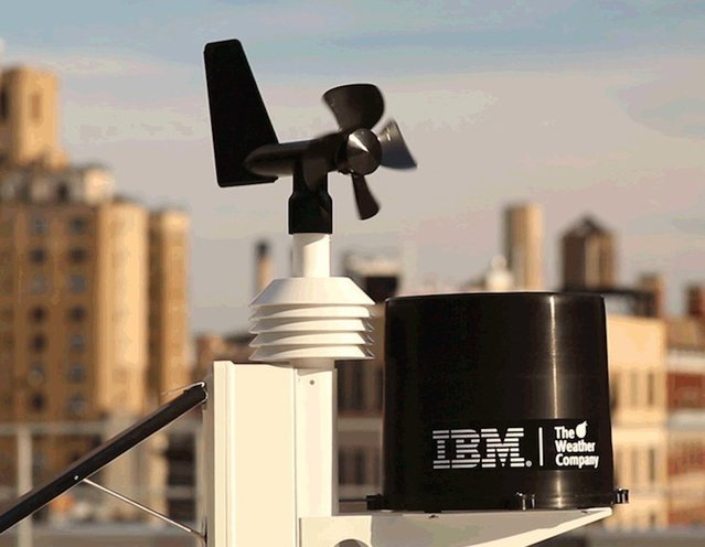 Using #Watson #IoT to predict natural disasters  #tech #ibmwow MT @Alina_Lupascu