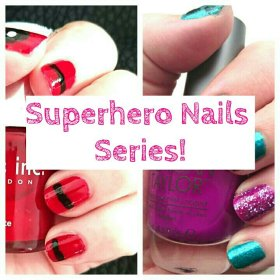 My Marvel Hulk nails! bbloggers beauty notd nailsoftheday mani thegirlgang BBlogRT