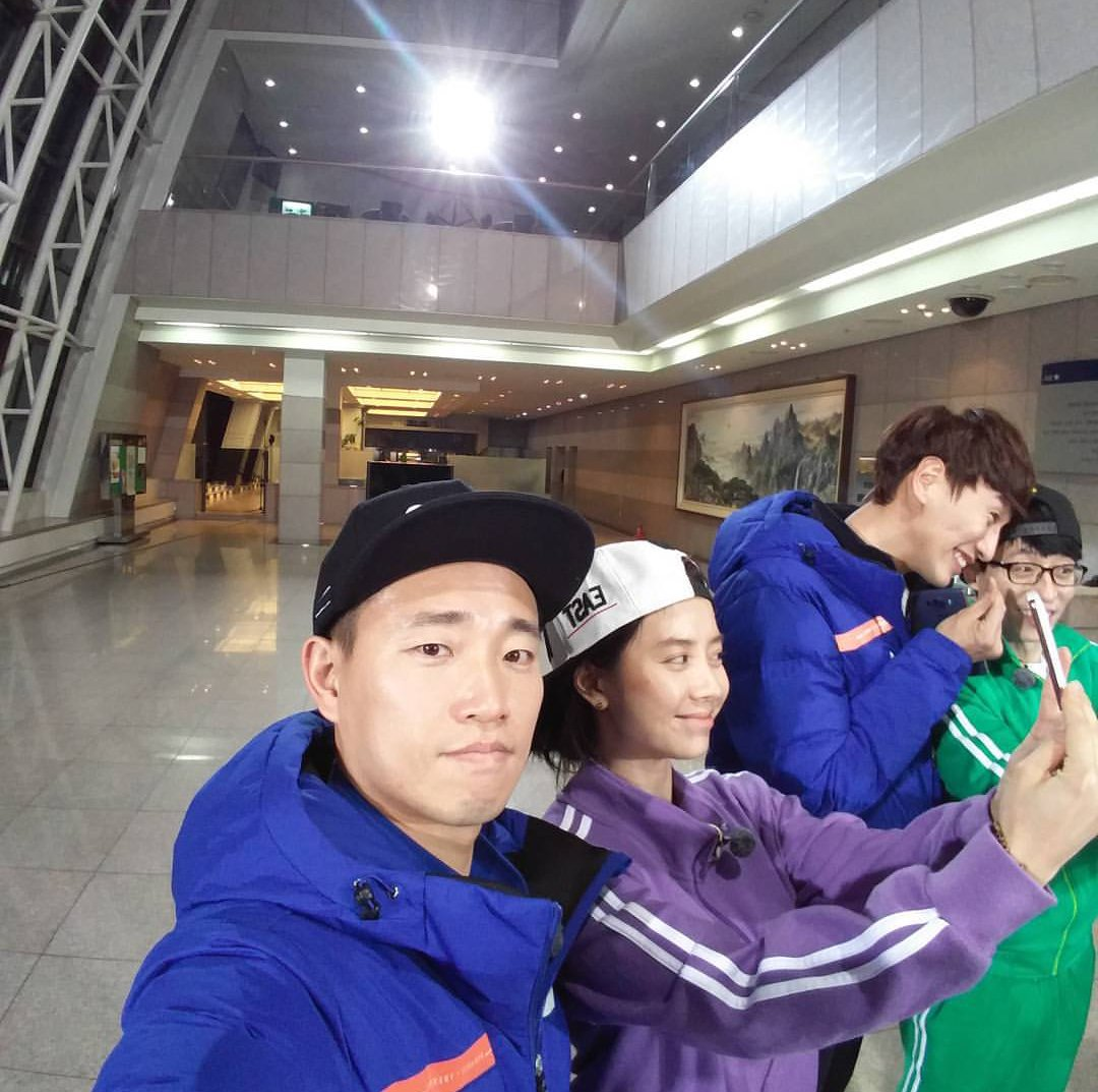sbs running man 런닝맨