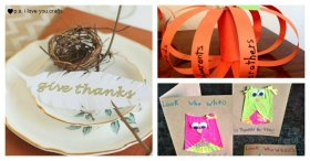 Great crafts to do with your kids this fall! crafts creativetime
