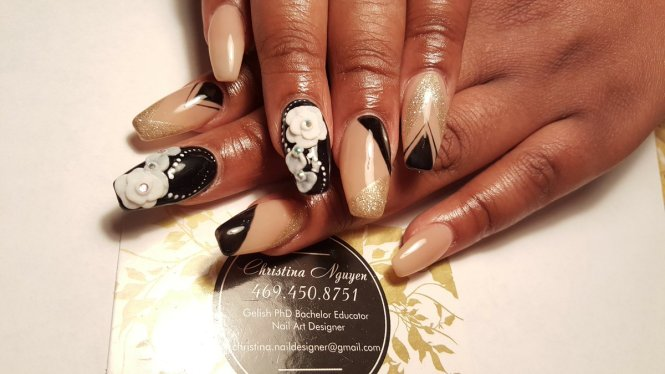 Belle Vous Nail Salon Is The Best Spa In Carrollton And Frisco