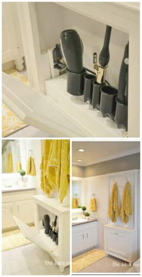 Have you tried any of these DIY bathroom projects?