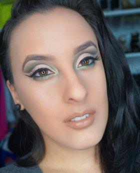 Olive Hues MOTD Makeup MUA CutCrease