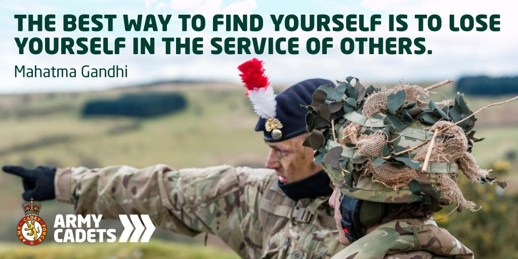 Sad Quotes Wallpaper Hd Army Cadet Force On Twitter Quot Thinking About Joining Us As