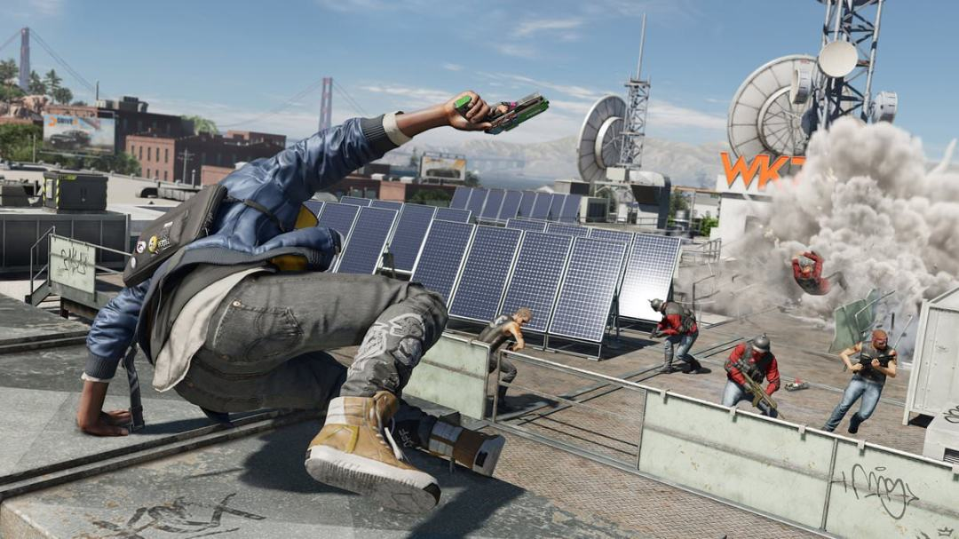 Watch Dogs 2 - Launch Trailer 3