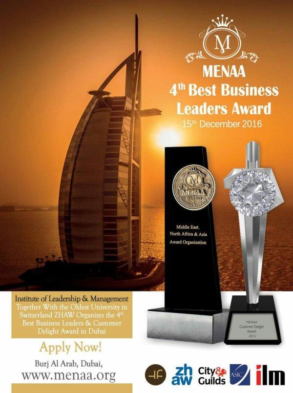 Menaa Awards Twitter