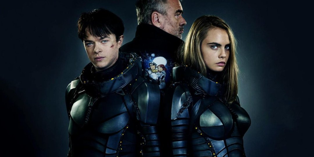 Valerian and the City of a Thousand Planets Teaser Trailer