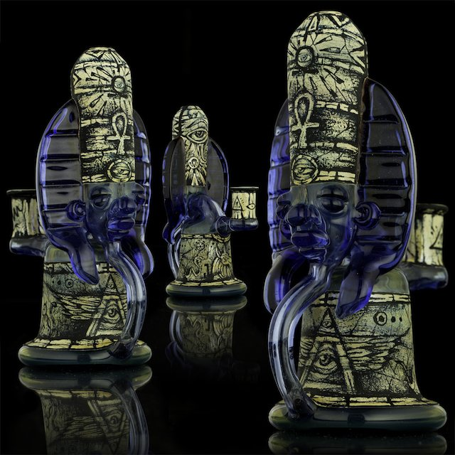 #Gallery Check out some amazing work from our glass artist of the month - Danny Camp.