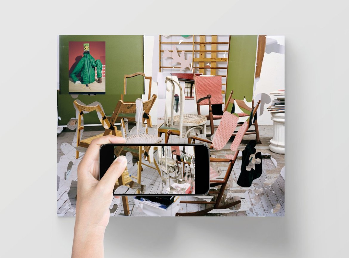 The world's first augmented reality photobook.  @spbhbooks