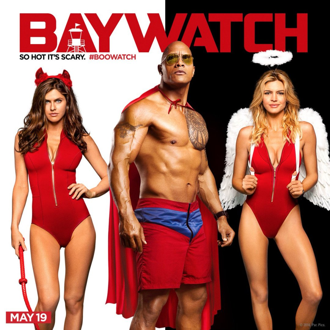 Baywatch Trailer Teaser Revealed 4
