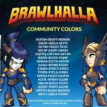 Brawlhalla Codes Orian - Exploring Mars