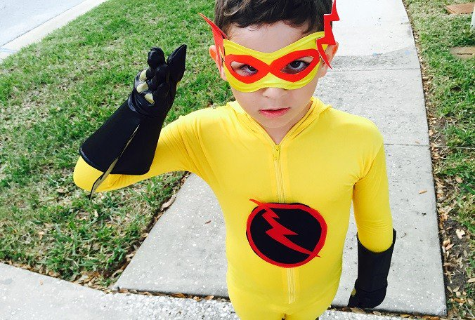 PHOTOS: Here are some of our favorite #Halloween costumes that you've sent us: