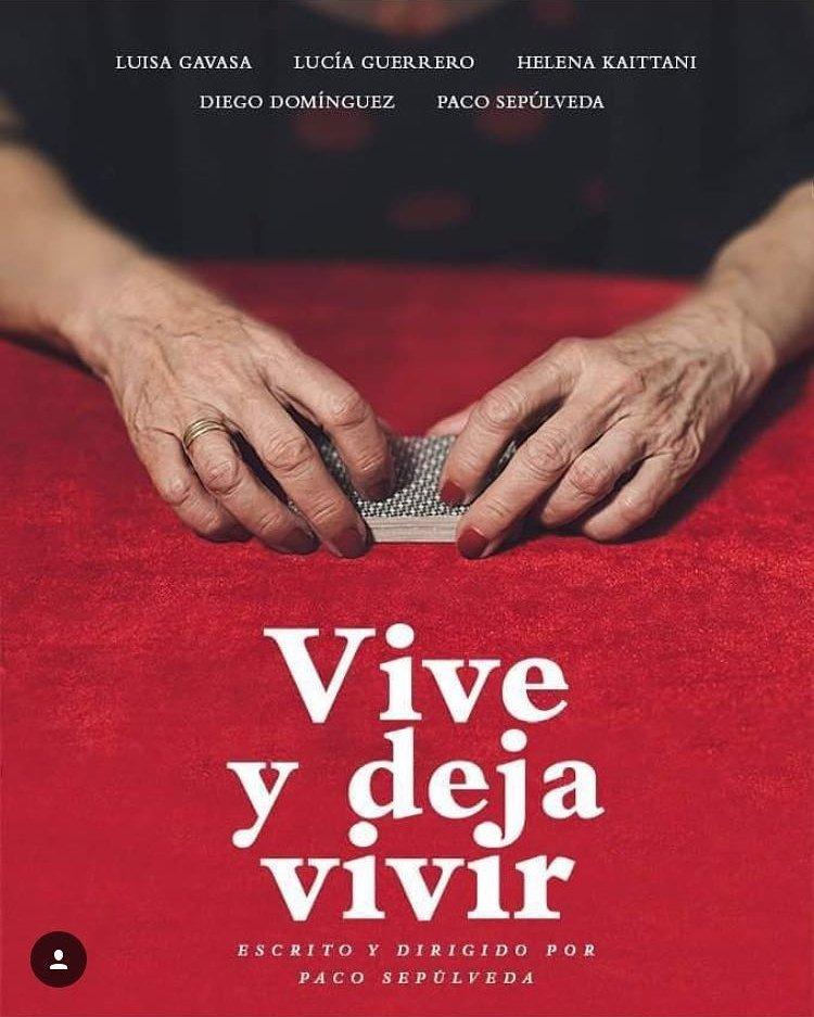 """""""Vive y deja vivir"""" seleccionado para el Festival de Cine de Zaragoza"""