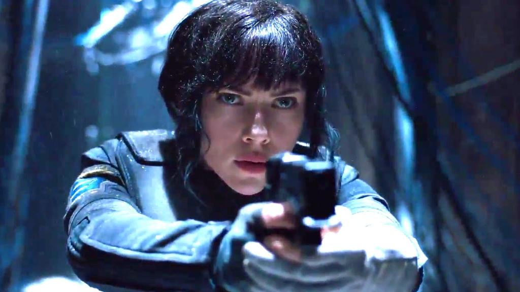 Ghost in the Shell Featurette Revealed 3