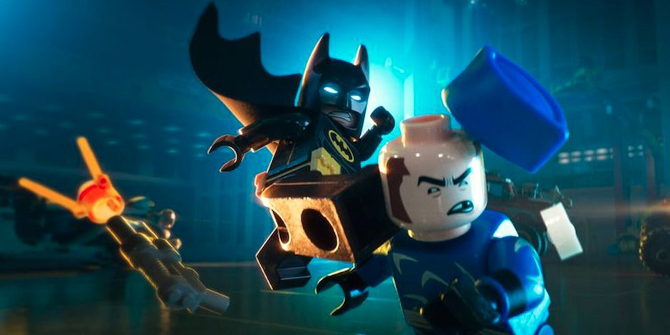 New The Lego Batman Movie‬ Trailer Unveiled 2