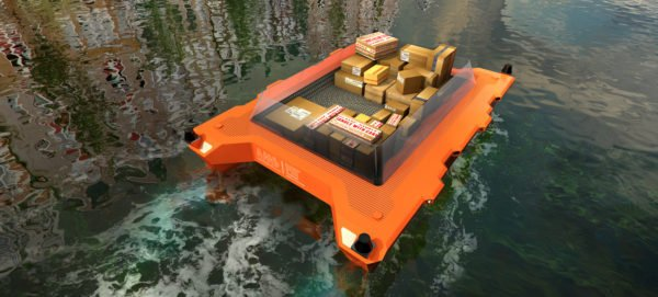 [NEW POST] Get ready for the world's first self-captaining boat   #IoT #Tech #selfdriving