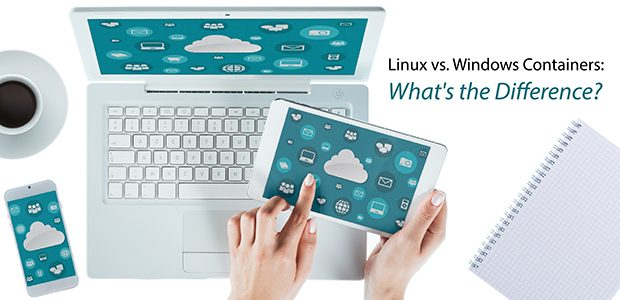 Linux vs. Windows Containers: What's the Difference?  #data #bigdata #ioTsecurity