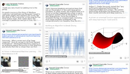 Top #DataScience Resources at @DataScienceCtrl:  #BigData #MachineLearning | RT @KirkDBorne