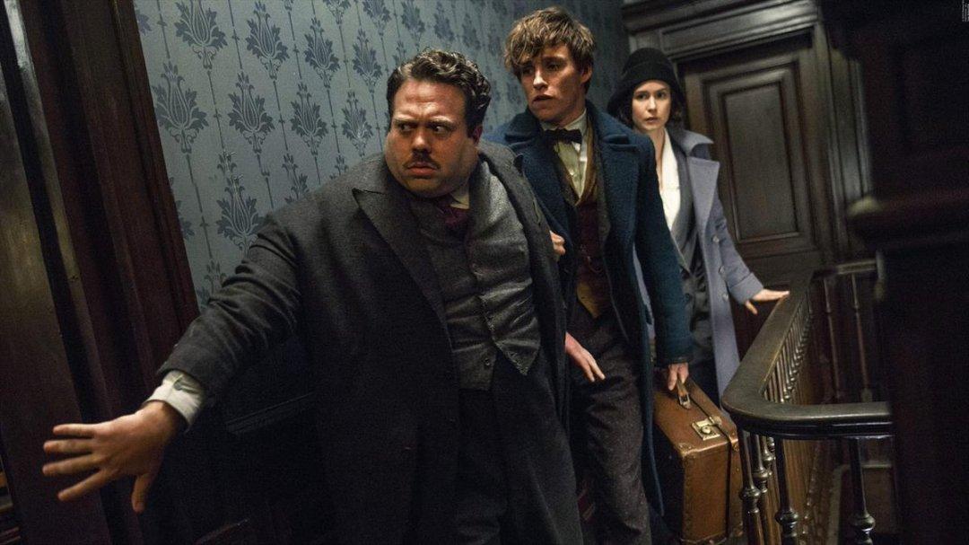 David Yates Casts Johnny Depp As Grindelwald In Fantastic Beasts 2 2