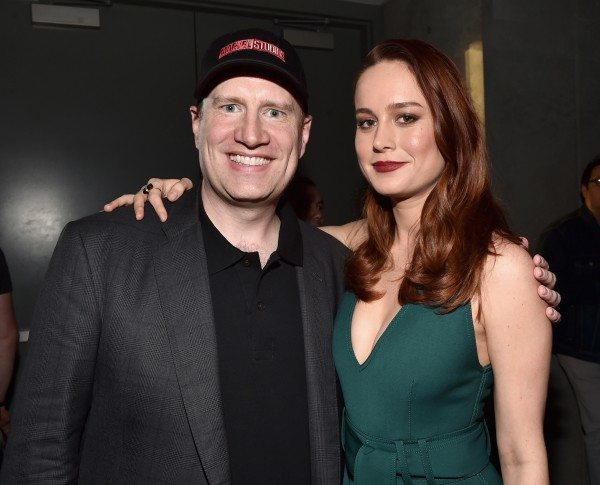 Kevin Feige Discusses Captain Marvel's Powers And Casting Brie Larson