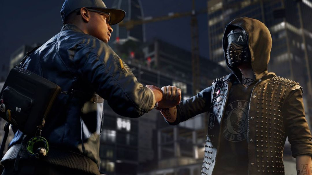 Watch Dogs 2 'NVIDIA GameWorks' PC Trailer