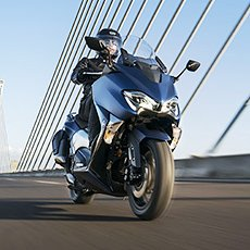 Vodafone telematics expertise supports Yamaha's first connected scooter  #iot #cloud