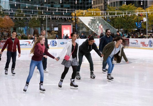 Image result for Rothman Orthopaedics Ice Rink