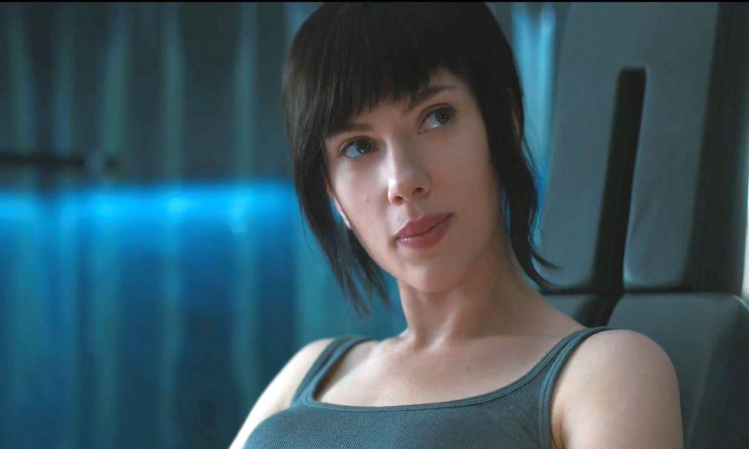 Ghost in the Shell Trailer And Poster Revealed 2