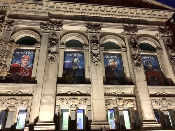 2016 Hockey Hall Of Fame Induction Celebration