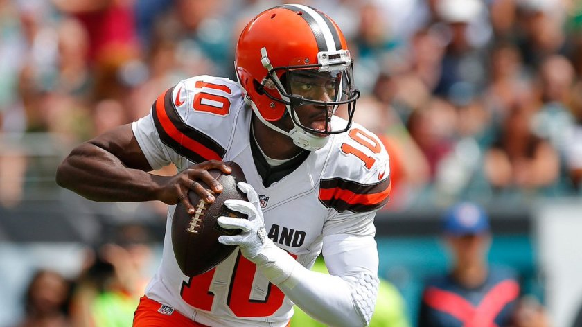 RG3 expects to return and play for the @Browns this year