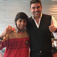 Paco, el vendedor de empanadas de Acapulco da el 'sí' a yerno de Carlos Slim