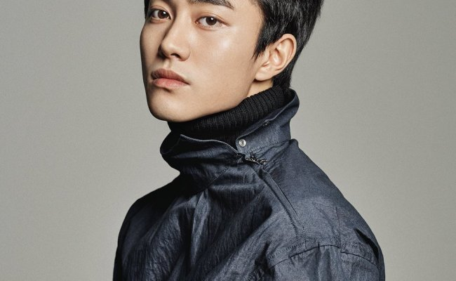 Photoshoot Actor Kwak Dong Yeon For Esquire Instyle