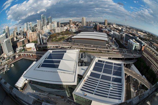 Australia's biggest CBD #solar project open to public investment   via @guardianeco