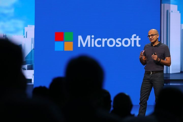 Microsoft's CEO wants #bots and #AI in every home on @yahooNewsUK
