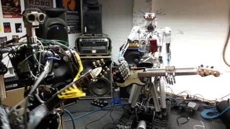 Using #machinelearning to generate music