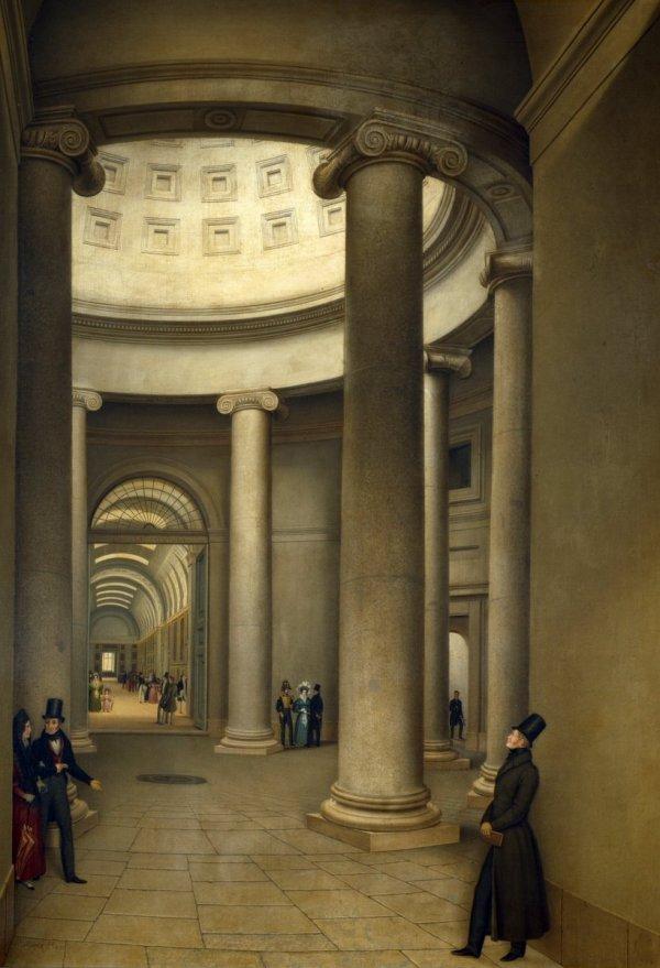 """Museo Del Prado Twitter """"#taldacomohoy En 1819 El"""