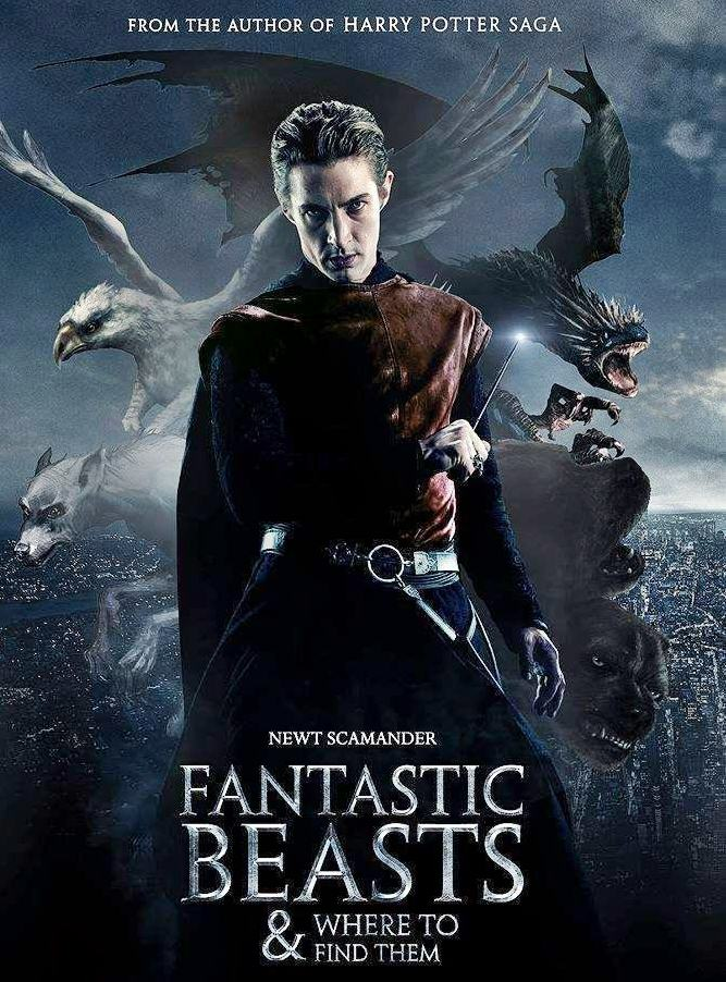 Fantastic Beasts And Where To Find Them Streaming : fantastic, beasts, where, streaming, M0VIE-1080p], Watch, Fantastic, Beasts, Where, STREAM